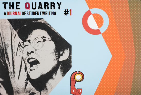The Quarry Issue 1 Cover