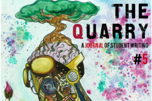 The Quarry Issue 4 Cover